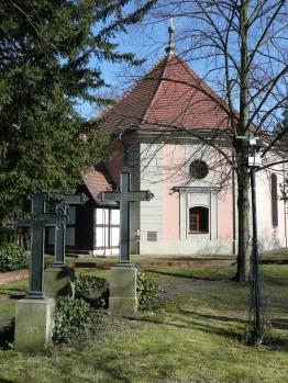 Dorfkirche Zehlendorf 2